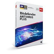 Bitdefender Antivirus Plus pre 1 zariadenie na 1 rok (BOX) - Antivírus