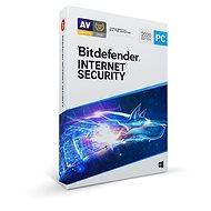 Bitdefender Internet Security pre 1 zariadenie na 1 rok (BOX) - Internet Security