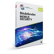 Bitdefender Mobile Security pre Android pre 1 zariadenie na 1 rok (BOX)