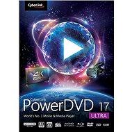 Cyberlink PowerDVD 17 Ultra (elektronická licencia) - Kancelársky softvér
