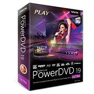 Cyberlink PowerDVD 19 Ultra (elektronická licencia) - Elektronická licencia