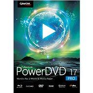 Cyberlink PowerDVD 17 Pro (elektronická licencia) - Elektronická licencia