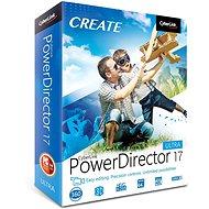 CyberLink PowerDirector 17 Ultra (elektronická licencia) - Kancelársky softvér