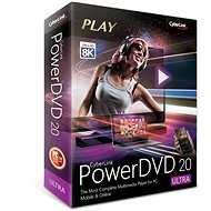 Cyberlink PowerDVD 20 Ultra (elektronická licencia)