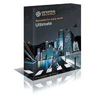 Enterprise Architect Ultimate Edition, Floating License (elektronická licencia)