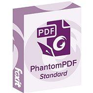 Foxit PhantomPDF Standard 9 (elektronická licencia)