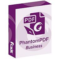 Foxit PhantomPDF Business 9 (elektronická licencia) - Elektronická licencia