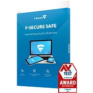 F-Secure SAFE pre 3 zariadenia na 1 rok BOX - Antivírus