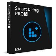 Iobit Smart Defrag 6 PRO pre 1 PC na 12 mesiacov (elektronická licencia) - Kancelársky softvér