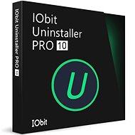 Iobit Uninstaller PRO 10 pre 1 PC na 12 mesiacov (elektronická licencia) - Kancelársky softvér