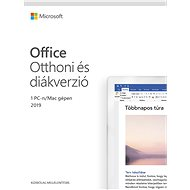 Microsoft Office 2019 Home and Student HU (elektronická licencia) - Elektronická licencia