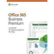 Microsoft Office 365 Business Premium Retail SK (elektronická licence) - Elektronická licence