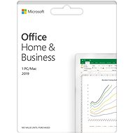 Microsoft Office 2019 Home and Business (Electronic Licence)