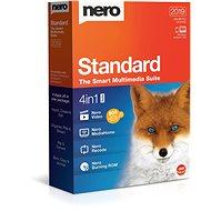 Nero 2019 Standard CZ BOX - Napaľovací softvér