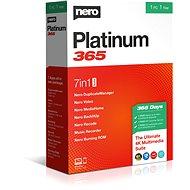 Nero Platinum 365 CZ BOX