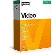 Nero Video (elektronická licencia) - Napaľovací program