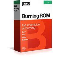 Nero Burning ROM (elektronická licencia) - Napaľovací program