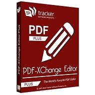 Kancelársky softvér PDF-XChange Editor Plus pre 10 používateľov (elektronická licencia)