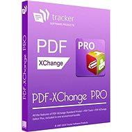 Kancelársky softvér PDF-XChange PRO pre 10 používateľov (elektronická licencia)