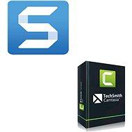 Camtasia Studio 2020 + SnagIt 2021, vrátane podpory na 12 mesiacov (elektronická licencia) - Kancelársky softvér
