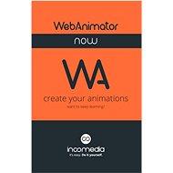 WebAnimator Now (elektronická licencia) - Kancelársky softvér