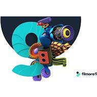 Wondershare Filmora 9 pro Windows (elektronická licence)