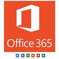 Microsoft Office 365 Enterprise E3 (mesačné predplatné) - Kancelársky softvér