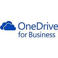 Microsoft OneDrive – Plan 1 (mesačné predplatné) pre firmy - Kancelársky softvér