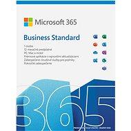 Kancelársky softvér Microsoft 365 Business Standard (elektronická licencia)