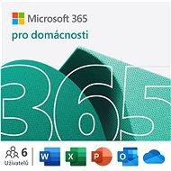 Microsoft 365 Family SK (BOX)