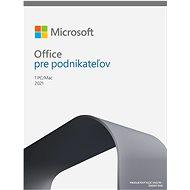 Microsoft Office 2021 pre domácnosti a podnikateľov (elektronická licencia)