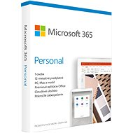 Microsoft 365 Personal SK (BOX) - Office Software