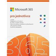 Microsoft 365 Personal SK (elektronická licencia) - Kancelársky softvér