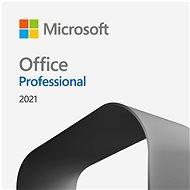 Microsoft Office Professional 2021 (elektronická licencia)