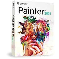 Painter 2021 ML (elektronická licencia) - Grafický program