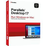 Parallels Desktop 17 for Mac (BOX) - Softvér na údržbu PC