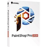 PaintShop Pro 2020 Mini Box EN (BOX) - Grafický program