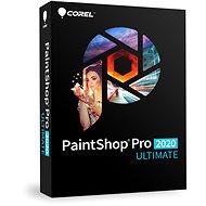 PaintShop Pro 2020 Ultimate Mini Box EN (BOX) - Grafický program