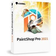 PaintShop Pro 2021 ML (elektronická licencia) - Grafický program