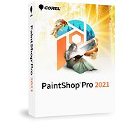 PaintShop Pro 2021 Corporate Edition Upgrade for 1 User (Electronic License) - Graphics Software