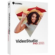 VideoStudio 2021 Business & Education Upgrade (elektronická licencia)
