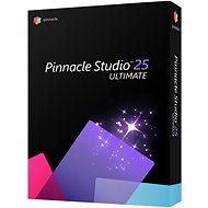 Pinnacle Studio 25 Ultimate (BOX) - Program na strihanie videa