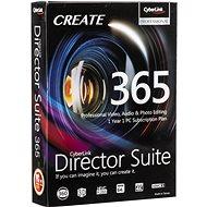 Cyberlink Director Suite 365 na 12 mesiacov (elektronická licencia)