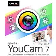 Cyberlink YouCam 7 Standard (elektronická licencia) - Elektronická licencia