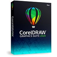 CorelDRAW Graphics Suite 365-Day MAC (elektronická licencia) - Grafický program
