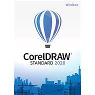 CorelDRAW Standard 2020 (elektronická licencia) - Grafický program