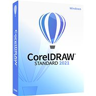 CorelDRAW Standard 2021 (elektronická licencia) - Grafický program