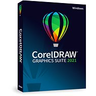 CorelDRAW Graphics Suite 2021 Enterprise Renewal (elektronická licencia) - Grafický program