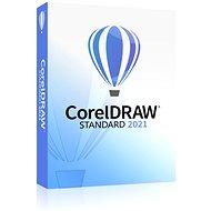 CorelDRAW Standard 2021, Win, EDU (elektronická licencia)