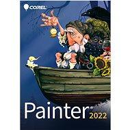 Corel Painter 2022, Win/Mac, EN (elektronická licencia)
